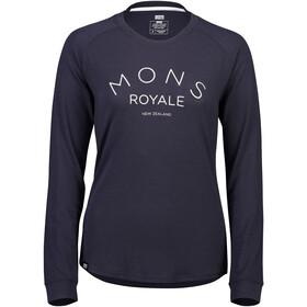 Mons Royale W's Viva La LS Raglan 9 Iron